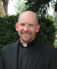 Fr. Rob Spaulding Pastor