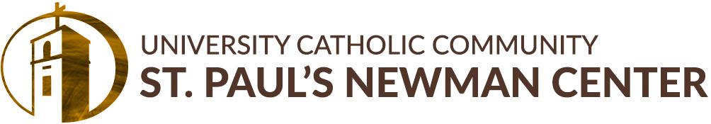 St. Paul's Newman Center logo